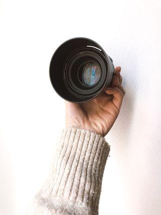 Lente para Nikon