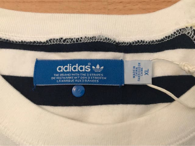 Camiseta ADIDAS ORIGINALS talla XL