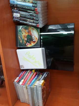 Playstation 3 Juegos Incluidos