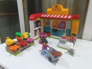 Lego Supermercado 5604.