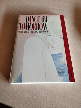 DANCE TILL TOMORROW - Naoki Yamamoto (Inglés)