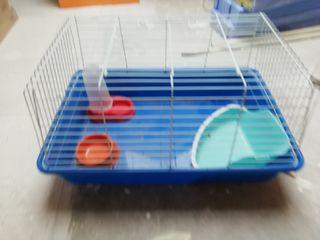 jaula conejo u otros roedores