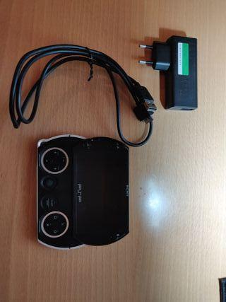PSP Go + Juegos