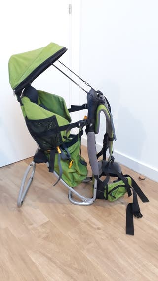 Mochila Portabebés Deuter Kid Confort Plus