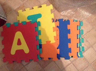 Puzzle letras