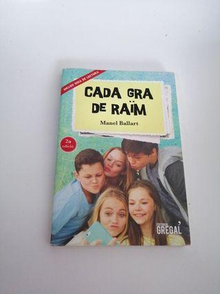 Libro: Cada gra de raïm. (Català)