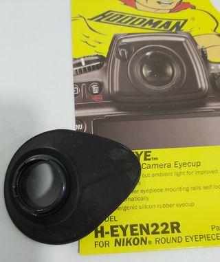 Ocular para cámaras Nikon
