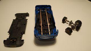Desguace Subaru Impreza WRC Scalextric