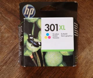 Impresora HP Deskjet 3050 + cartucho XL color