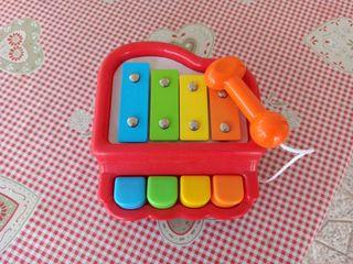 Xilofono para bebe