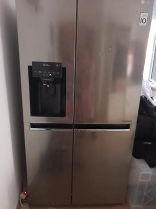 frigorífico perfecto estado LG nevera