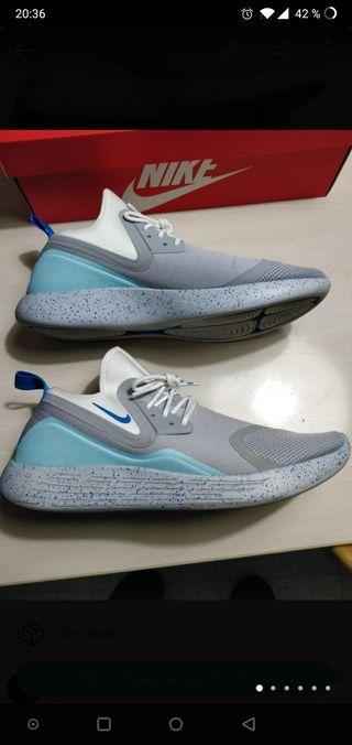zapatillas Nike lunarchange talla 47 48