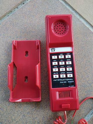 Teléfono años 80 original.