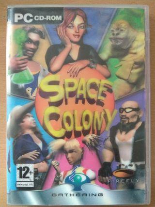 Videojuego SPACE COLONY NUEVO