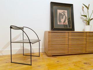 5 sillas Diseño Italiano ideal coleccionistas