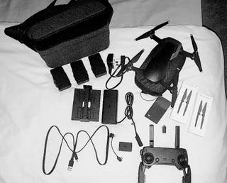 Dji mavic air more combo kit