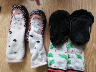 calcetines antideslizantes