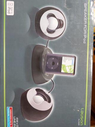 NUEVO Altavoz iPod
