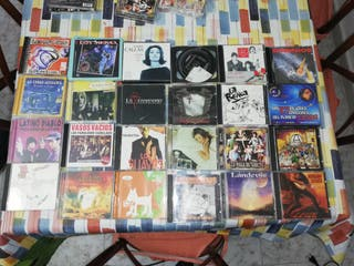 CD'S 1 / ROCK POP PUNK RAP HEAVY POP