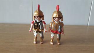 Playmobil pareja de romanos