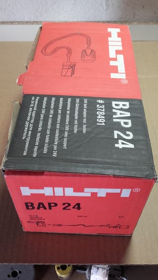 ADAPTADOR DE BATERIA 24V - HILTI BAP-24