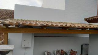tejado poliuretano