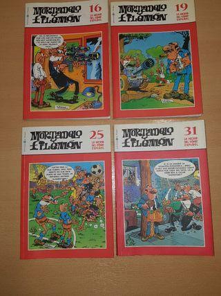 Lote de tebeos de Mortadelo y Filemón #2
