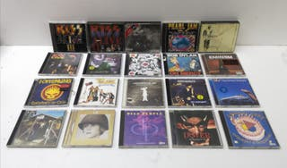 COLECCIÓN POP ROCK CDS