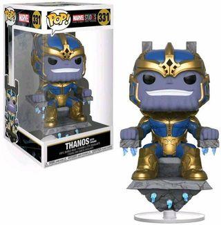 Figura Funko Pop Thanos Throne Marvel