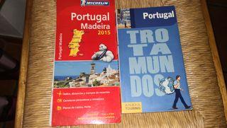 Guia de viajes Portugal y mapa