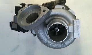 Turbo bmw 320d e46 150cv