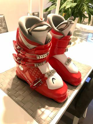 Botas esqui para niños Head