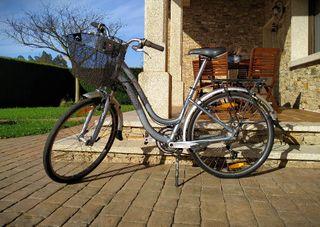 Bicicleta chica Trek navigator 2.0 WSD