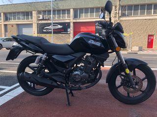 Moto 125 ride zento