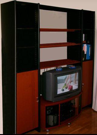 OFERTÓN Librería con mueble TV Ikea Sufflor