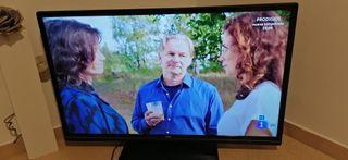 televisión 40 pulgadas