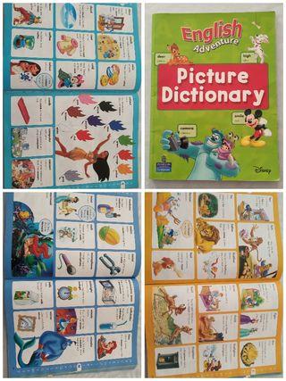 Libro inglés infantil