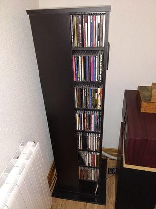 OPORTUNIDAD Torre almacenaje CDs Ikea Labyrint