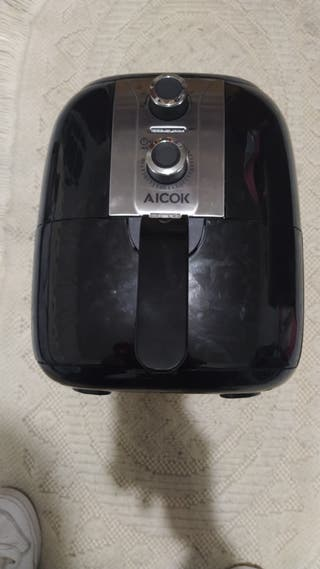 freidora de aire sin aceite