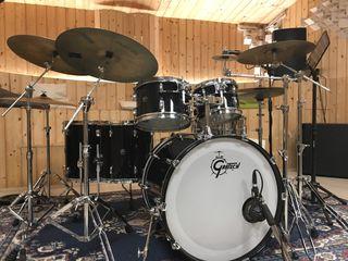 Gretsch Renown Maple batería acustica percusión