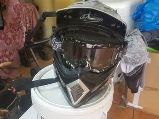 casco lazer carbono