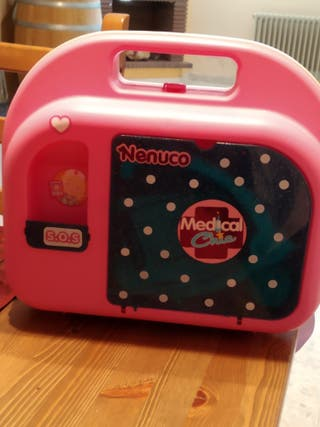 maletín médico Nenuco