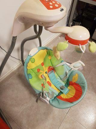 Balancin eléctrico bebé