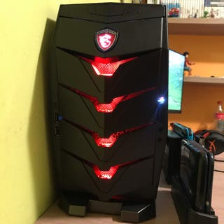PC gaming MSI (Precio Negociable)