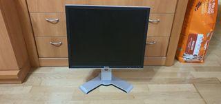 """Monitor Dell 1908FP LCD de 19"""" pivotante NUEVO!!"""