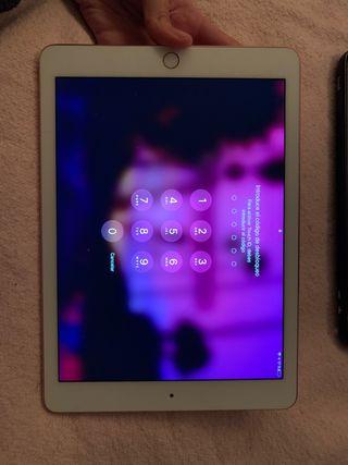 IPad Pro 9,7 pulgadas, color oro rosa
