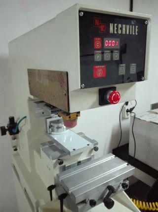 Maquina de tampografia