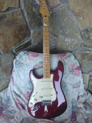 Fender Stratocaster x Zurdo