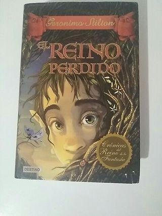 Libro infantil Gerónimo Stilton