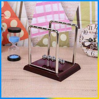 Péndulo Newton Balance para mesa decoración